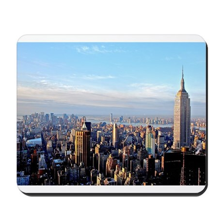 Empire State Building:Skyline Mousepad