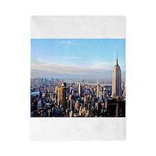 Empire State Building:Skyline Twin Duvet