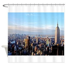 Empire State Building:Skyline Shower Curtain