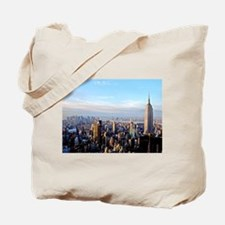 Empire State Building:Skyline Tote Bag