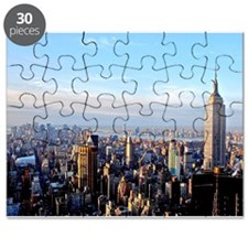 Empire State Building:Skyline Puzzle