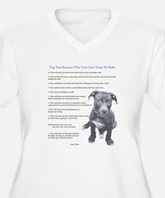 Unique Pit bulls T-Shirt