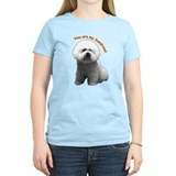 Bichon frise Women's Light T-Shirt