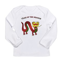 Year of the Dragon Long Sleeve Infant T-Shirt