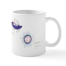 Blue Jellyfish Mug