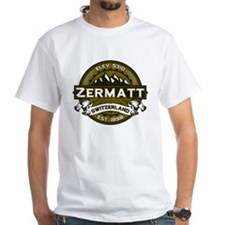 Zermatt Olive Shirt