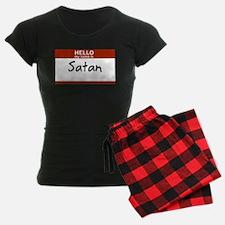 Satan pajamas