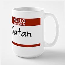 Satan Large Mug