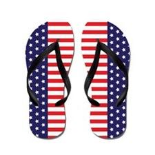 My USA Flip Flops - 4th July (II)
