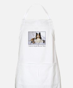 Just like you Mom! Apron