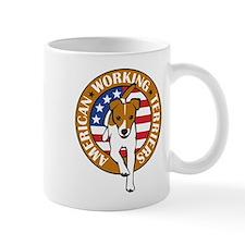 Cute American working terrier Mug