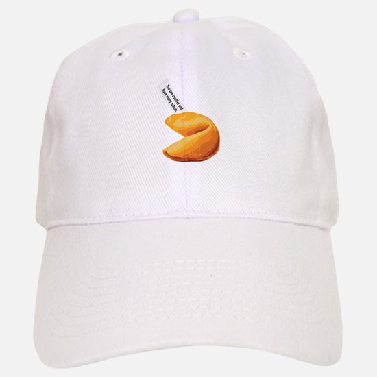 Fortune Cookie - Creative and many talents Baseball Baseball Cap