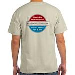 Bin Laden Dead, Auto Industry Alive Light T-Shirt