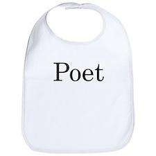 Poet Bib