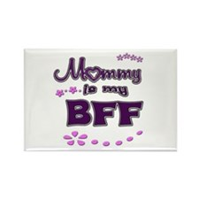 My BFF Rectangle Magnet (10 pack)