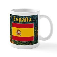 Spain Small Mug