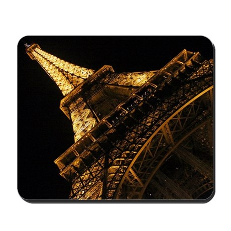 Eiffel Tower1 Mousepad
