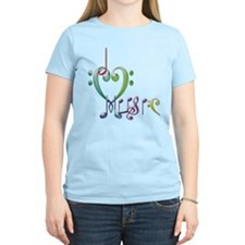 I_Love_Music_dark T-Shirt