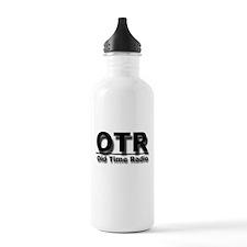 OTR Old Time Radio Water Bottle