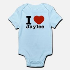 I love Jaylee Infant Bodysuit