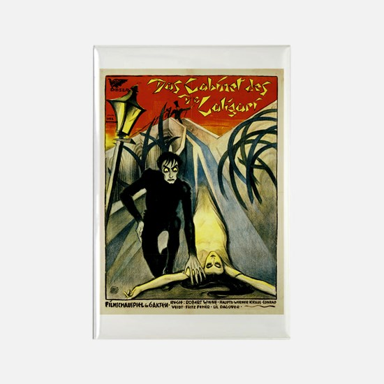 Doctor Caligari Rectangle Magnet