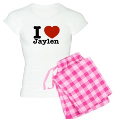 I love Jaylen Pajamas
