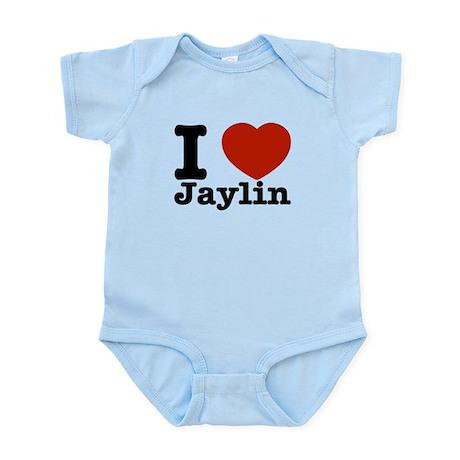I love Jaylin Infant Bodysuit