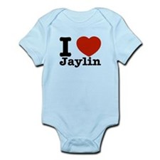 I love Jaylin Infant Bodysuit