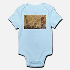 Gustav Klimt Tree Of Life Infant Bodysuit