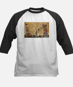 Gustav Klimt Tree Of Life Tee