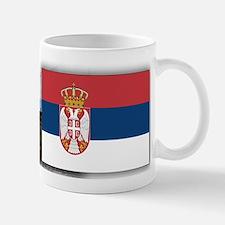 Serbia Small Small Mug