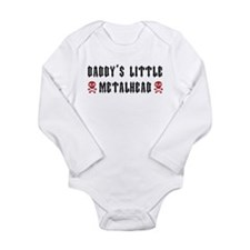 metal-baby-daddy Body Suit