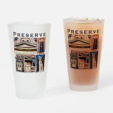 SMA preserve Drinking Glass