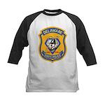 Delaware State Police Kids Baseball Jersey