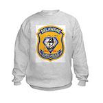 Delaware State Police Kids Sweatshirt