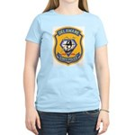 Delaware State Police Women's Pink T-Shirt