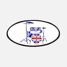 British drum kit... Patches