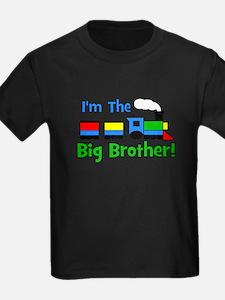 train_imthebigbrother T-Shirt