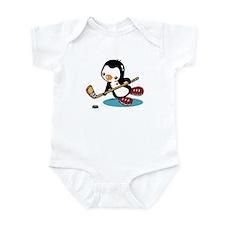 Ice Hockey Penguin Onesie