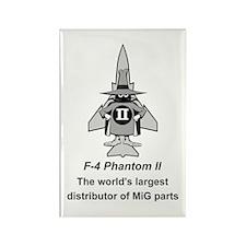 F-4 Phantom Rectangle Magnet
