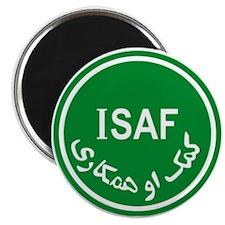 ISAF Magnet