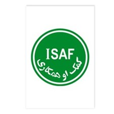 ISAF Postcards (Package of 8)