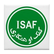 ISAF Tile Coaster