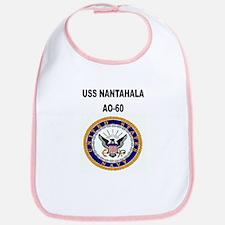 USS NANTAHALA Bib