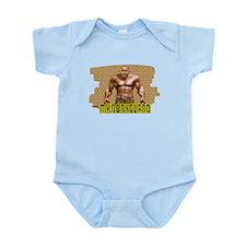 my bodyguard Infant Bodysuit