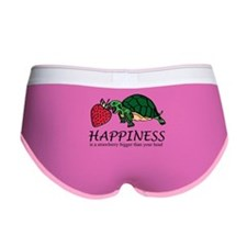 Happiness is (Strawberry) Women's Boy Brief