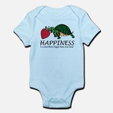 Happiness is (Strawberry) Infant Bodysuit