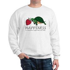 Happiness is (Strawberry) Sweatshirt