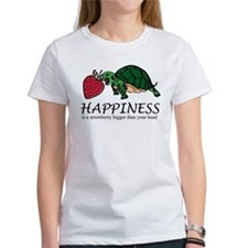Happiness is (Strawberry) Tee