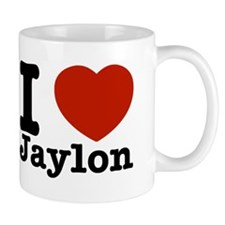 I love Jaylin Small Mug